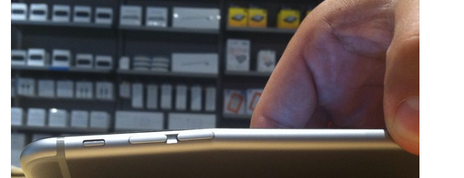 People Are Posting Photos Of Their Bent iPhones All Over Instagram